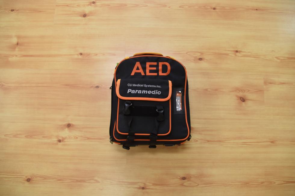 AEDがあります。